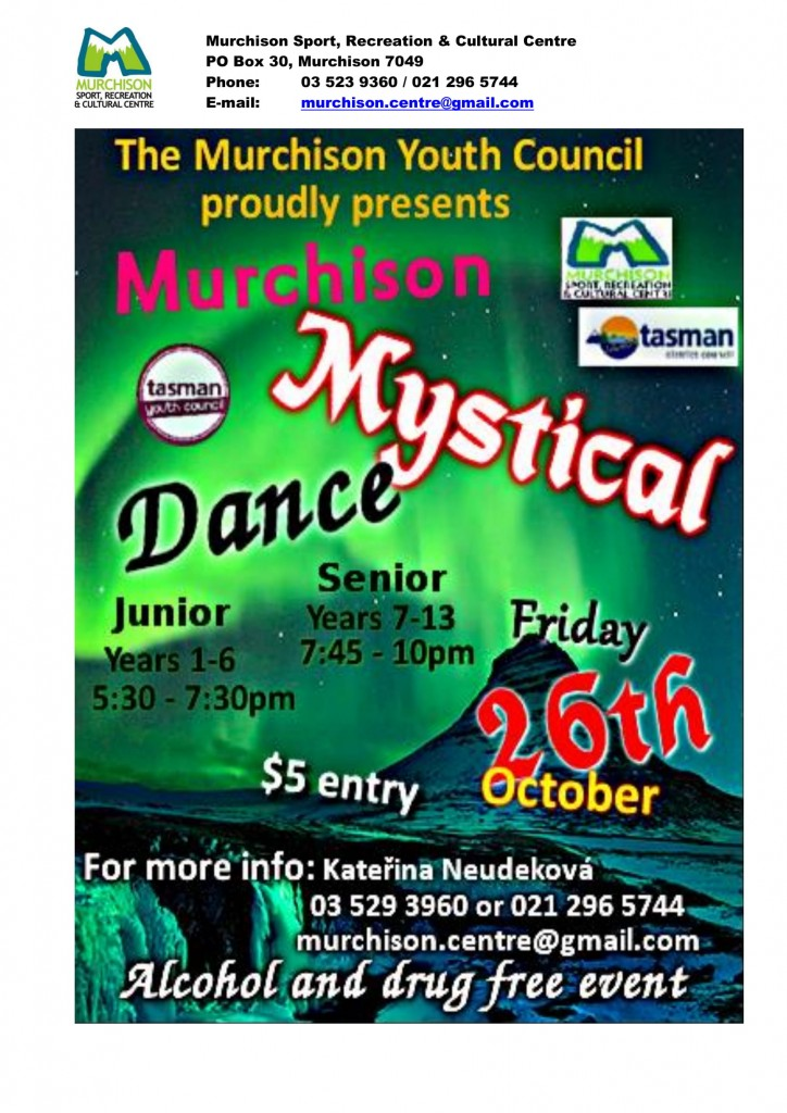 Murchison Mystical Dance