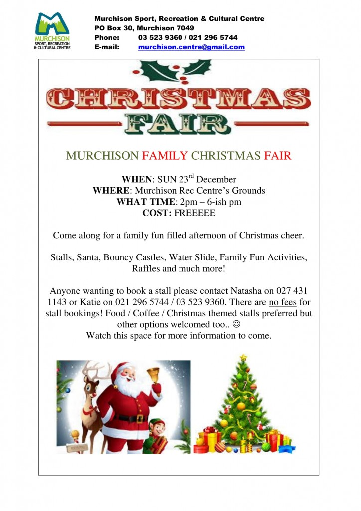 Christmas Family Fair