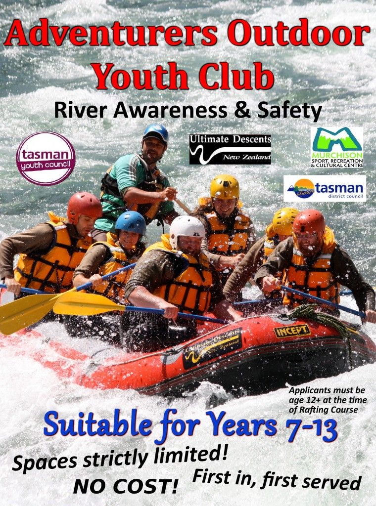 RIVER SAFETY CLASSES